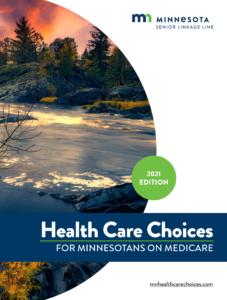 2021 Health Care Choices cover